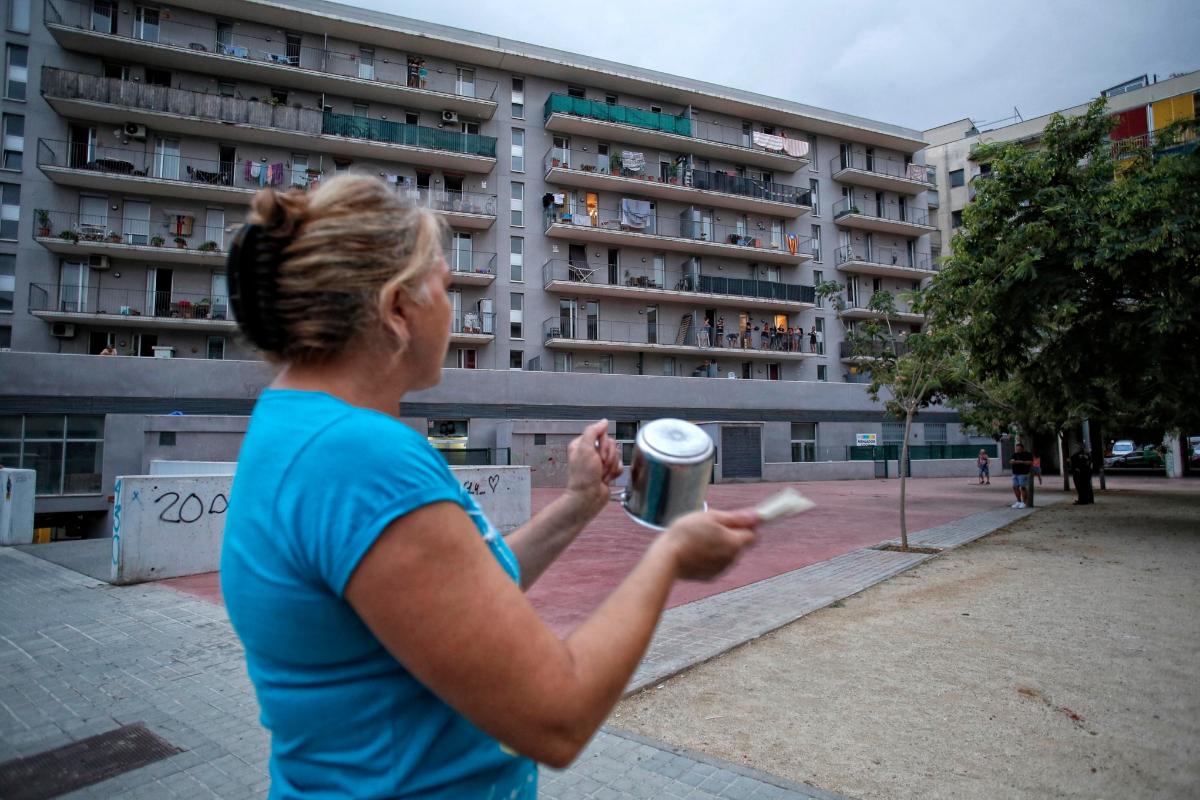 Las denuncias por 'okupación' de vivienda suben a 41 al día en 2020