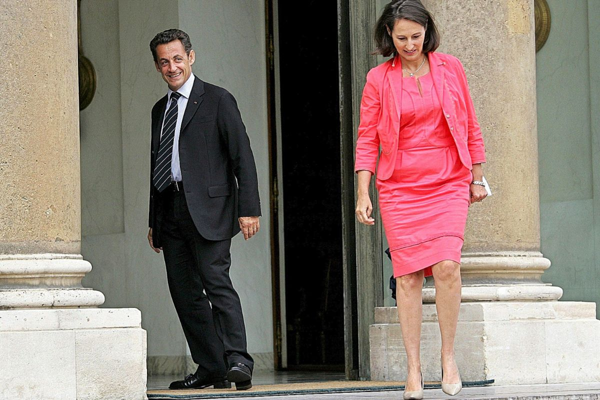The Stormy Times On The Elysee By Nicolas Sarkozy Teller Report