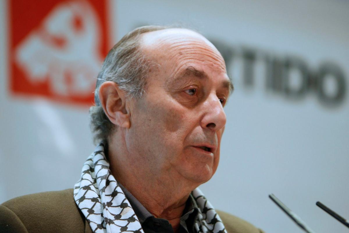 Muere a los 80 años Paco Frutos, el histórico líder del PCE y ex líder de IU
