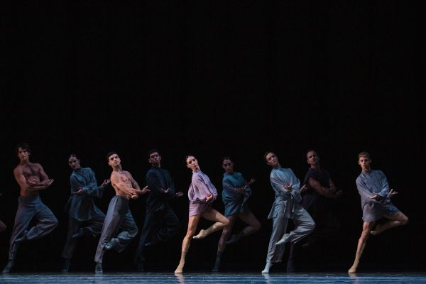Presentación de la Compañía Nacional de Danza en Granada.