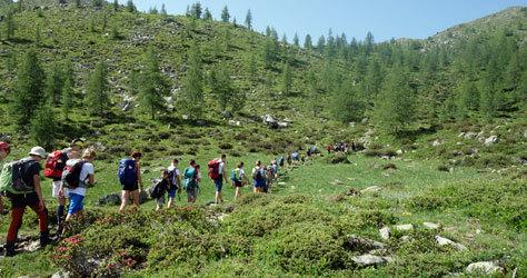 El sendero recorrerá 7.000 kilómetros por toda Italia.