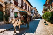 Así es Vigán, la ciudad de arquitectura colonial de Asia que más recuerda a España