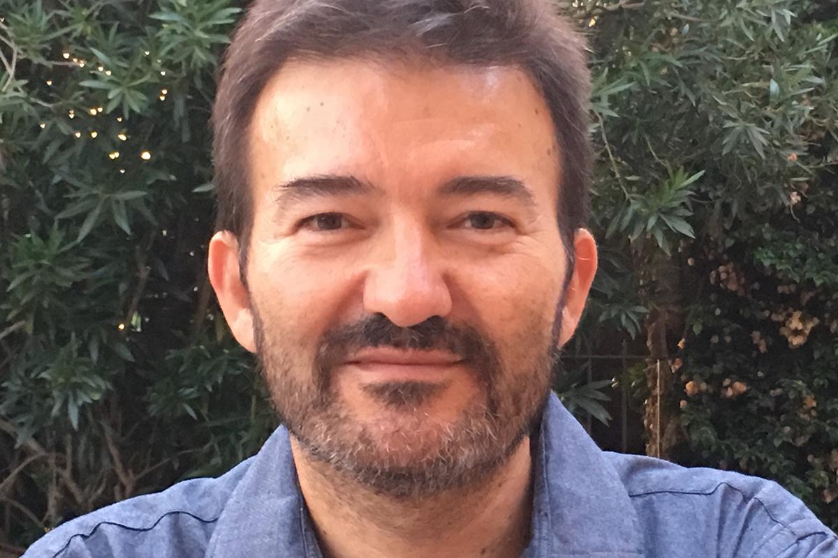 El ex abogado de Podemos, José Manuel Calvente.