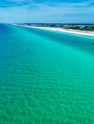 Por qué Grayton Beach ha sido elegida la mejor playa de Estados Unidos