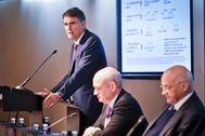 Presentación de resultados del Banco Sabadell.