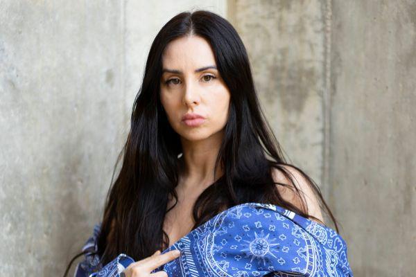 La cantante Mala Rodríguez, que se presentará en Abre Madrid.