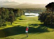 El Stadium Course de PGA Catalunya Resort.