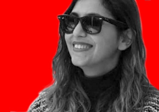 Dina Bousselham, ex asistente de Pablo Iglesias en la Eurocámara.