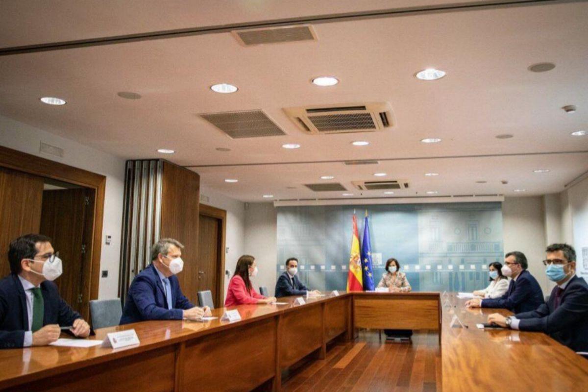 Gobierno y Ciudadanos se reúnen por segunda vez en menos de dos meses para abordar los rebrotes y la reconstrucción