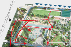 Así es el proyecto que sustituirá al campo de golf ilegal de Aguirre