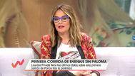 Viva la vida se hace viral por un rótulo sobre Enrique Ponce