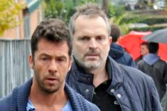 Miguel Bosé y Nacho Palau, en una imagen de archivo.