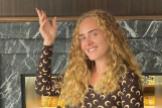 Adele emula a Beyoncé e impresiona en su última imagen: irreconocible y sin maquillaje
