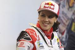 """""""Por ser chica y piloto tienes más presión. Hay mucho machismo en el mundo de las motos"""""""