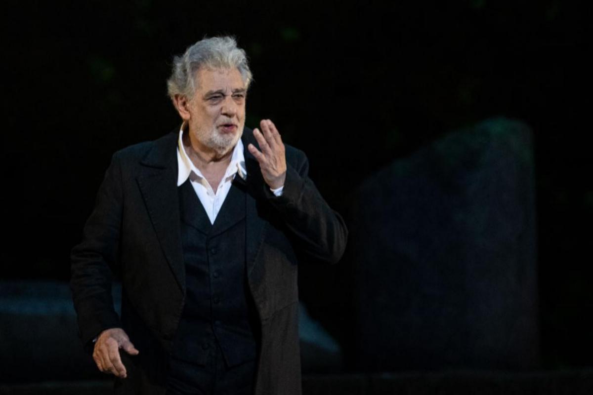 """Plácido Domingo: """"Nunca abusé de nadie"""""""