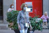 La Reina Sofía de compras por Palma de Mallorca