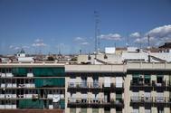 Viviendas en el centro de Madrid