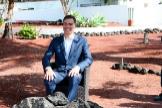 Pedro Sánchez, feliz en Lanzarote