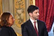El ministro de Sanidad Italiano, en una foto de archivo.