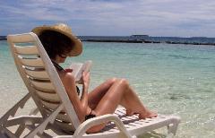 Ligeras, plegables y cómodas: las sillas para alcanzar el confort máximo en la playa