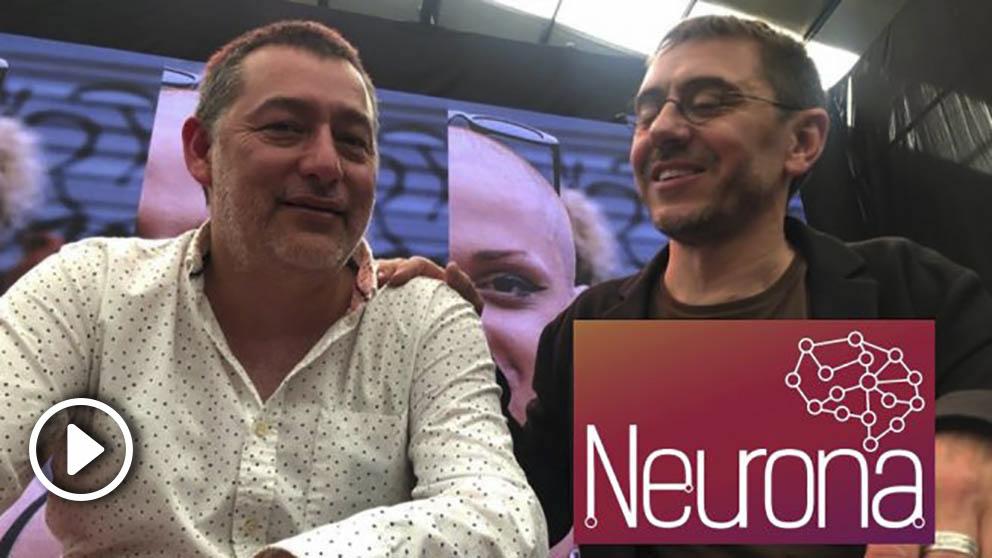 Antiblanqueo alertó en mayo a los cuerpos policiales de los pagos de Podemos a la empresa Neurona