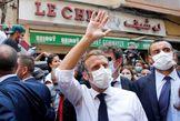 La comunidad internacional se vuelca con el Líbano mientras el Gobierno se desestabiliza por la crisis