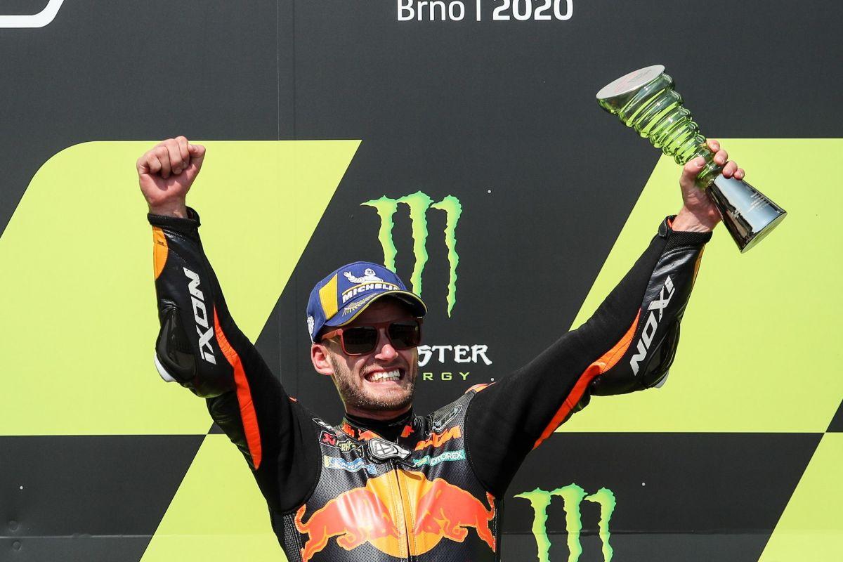 Nadie quiere este Mundial de MotoGP: vence el novato Brad Binder