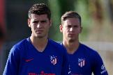Dos positivos en el Atlético de Madrid horas antes de tomar el avión hacia Lisboa