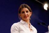 La Ministra de trabajo Yolanda Diaz