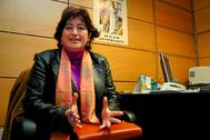 La ex alcaldesa de Manilva Antonia Muñoz.