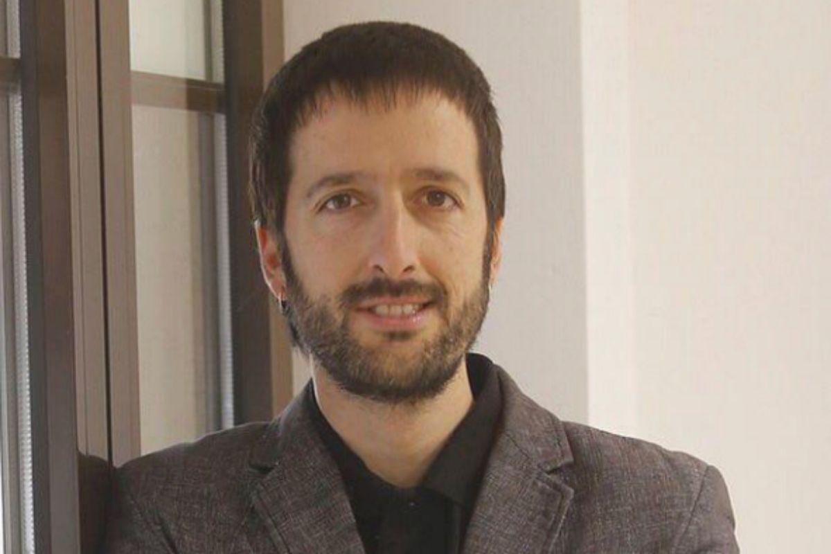Juanma del Olmo, secretario de Comunicación de Podemos.