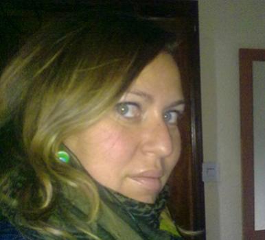 La gerente de Podemos, Rocío Val.