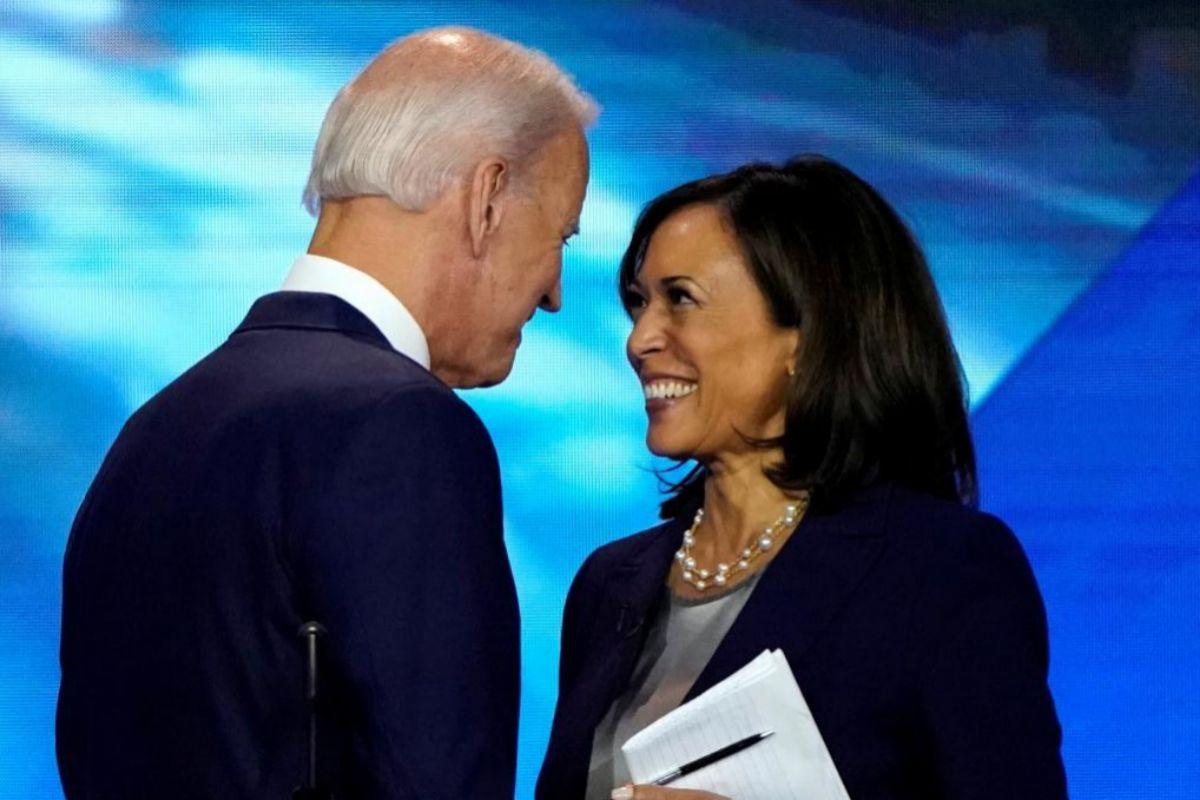 Joe Biden y Kamala Harris, 'ticket' demócrata para las presidenciales.