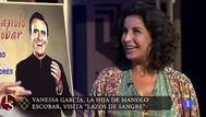 """Vanessa García, hija de Manolo Escobar, se da cuenta de un error en Lazos de Sangre: """"Ese no es mi padre"""""""