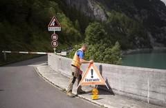 Los tres  muertos y el desaparecido haciendo  barranquismo en Suiza son navarros de entre 30 y 48 años