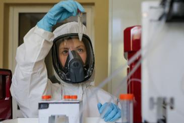 El Centro de Epidemiología y Microbiología Nikolai Gamaleya desarrolla la vacuna rusa que anunció esta semana Putin.