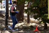 Muere una mujer apuñalada por su ex pareja en plena calle en La Granja, Segovia