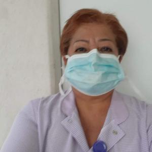 Margarita Paz.