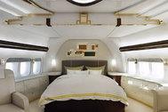 El avión privado más caro del mundo (10 suites, siete cocinas, enfermería...), a la venta por 500 millones de euros