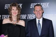 Ben Cross posa en 2009 durante el estreno de  'Star Trek'.