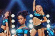 Imagen del cartel de la película 'Cuties'.
