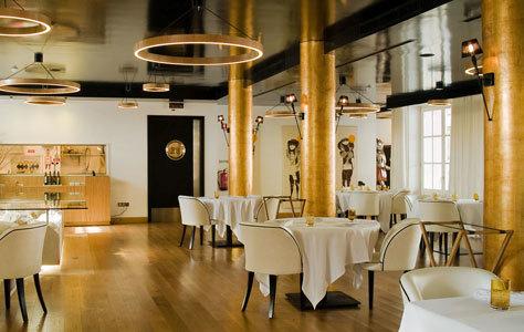 El aclamado restaurante Narcissus Fernandesii.