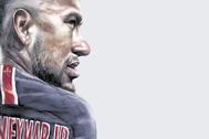 Neymar Jr, estrella del PSG.
