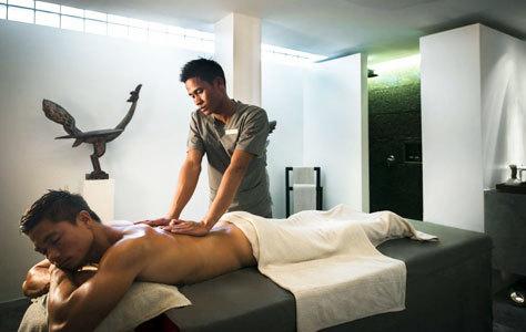 El spa ofrece tratamientos desde poco más de 20 euros.