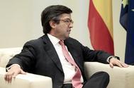 Imagen de archivo del presidente del BID, Luis Alberto Moreno