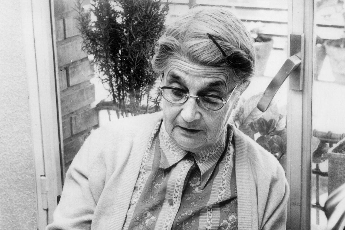 María Moliner, dícese de la tozudez