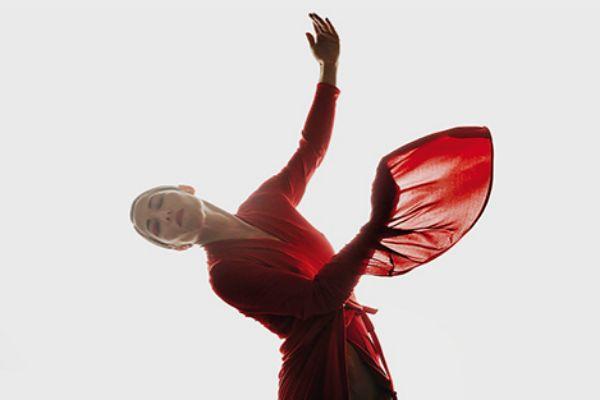 La bailarina Ana Morales.