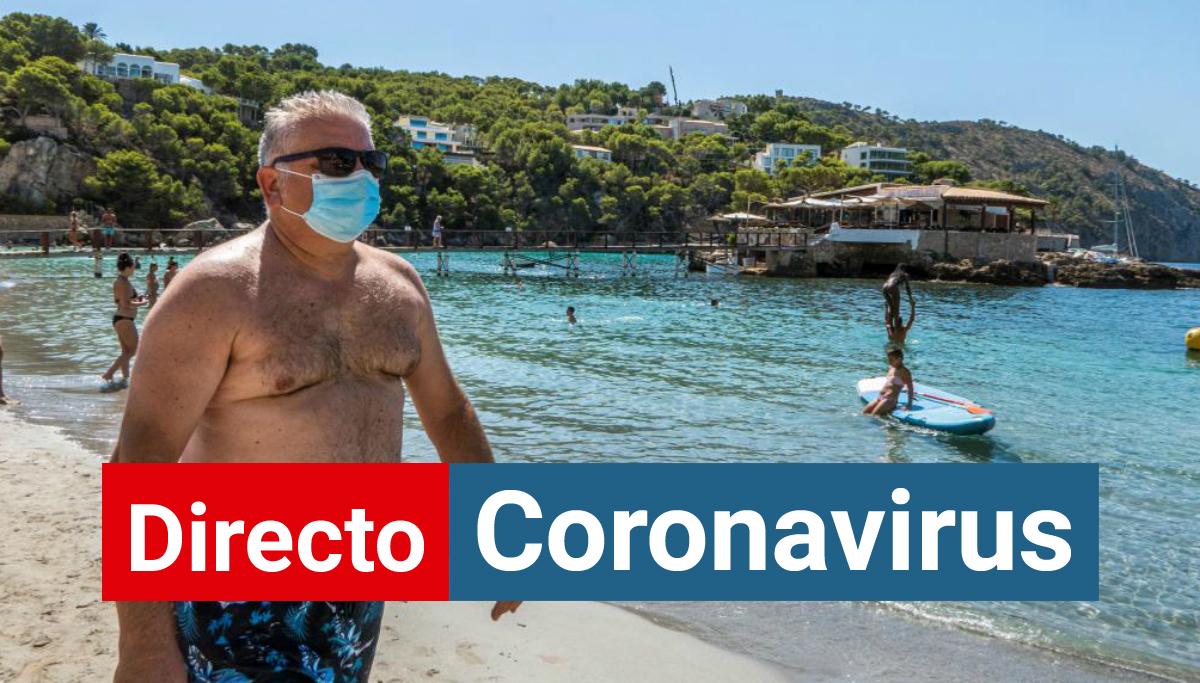 Coronavirus: Canarias dice que con el índice actual de Covid no se pueden abrir colegios en Gran Canaria, Lanzarote y El Hierro
