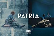Cartel de la serie 'Patria' difundido por HBO.