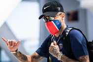 Neymar, en una foto reciente.